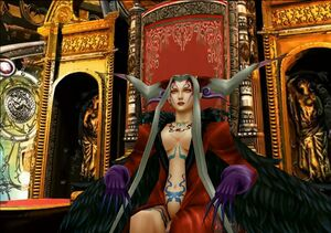 Queen Ultimecia's Throne