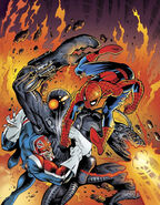 Spectacular spiderman cover issue133