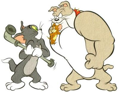 File:Tom with Jerry & Spike.jpg