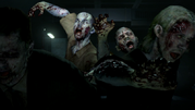 C-Virus Zombies from Resident Evil 6