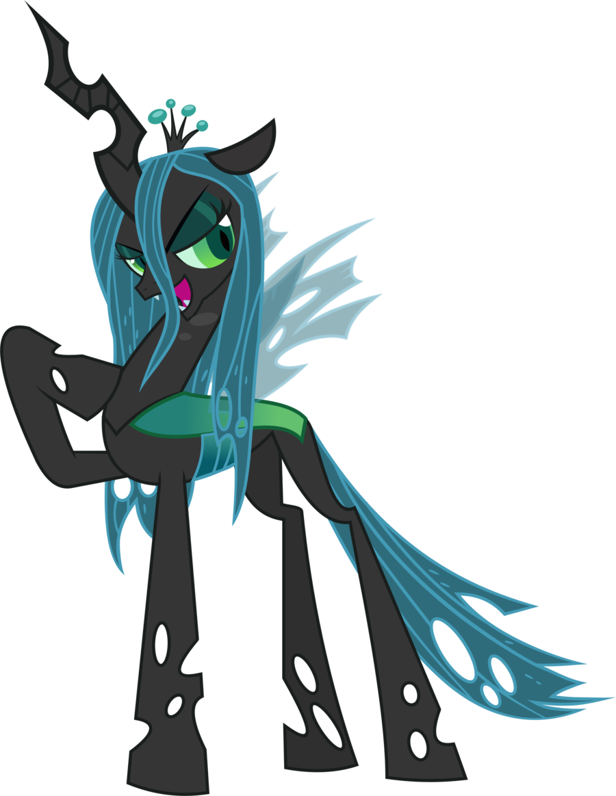 Queen Chrysalis' REAL Backstory-? by NuvaPrime on DeviantArt