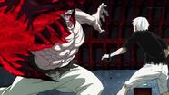 Tokyo Kaneki fighting with Yamori2