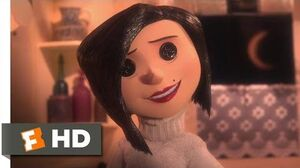 Coraline (3 10) Movie CLIP - Coraline's Other Parents (2009) HD