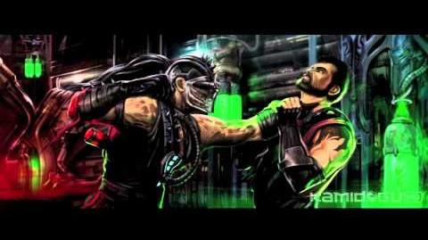 Mortal Kombat (2011) Kabal's Ending