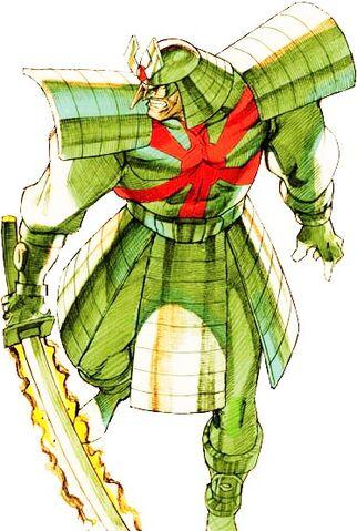 File:Silver Samurai (Marvel vs. Capcom 2).jpg
