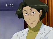 Akihiro Kurata anime