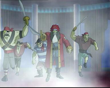 Pirates Zombies