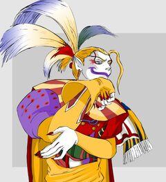 Kefka animated 2