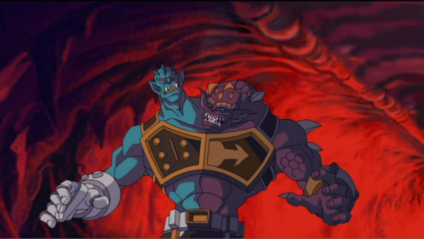 Two Bad from He-Man; 2002