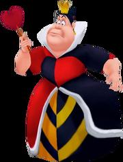 Queen of Hearts CGI