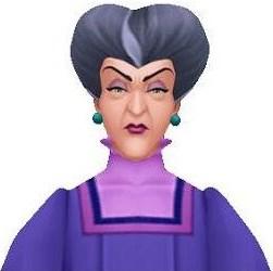 Lady Tremaine CGI