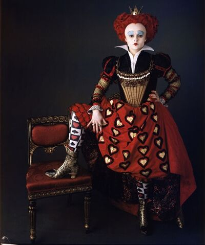 452px-The Red Queen