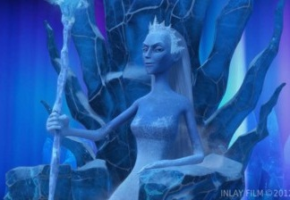 The Snow Queen CGI
