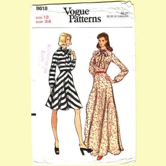 Vogue 8618 Dress