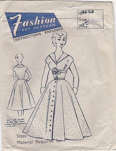Pattern - Fashion 4252 02