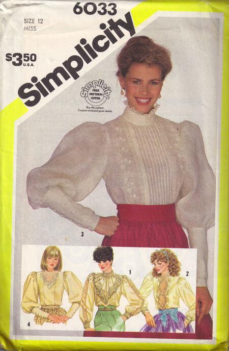 Simplicity 6033