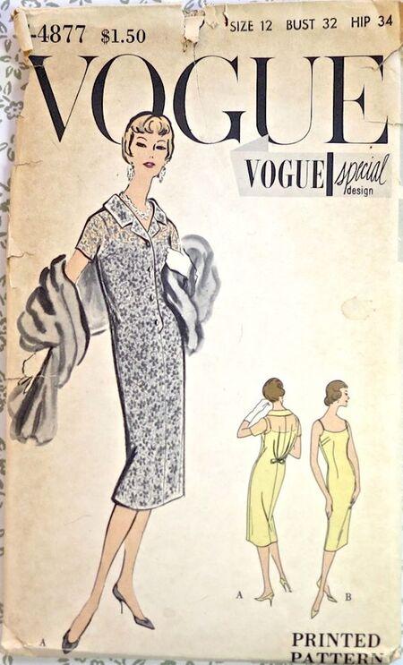 Vogue 4877
