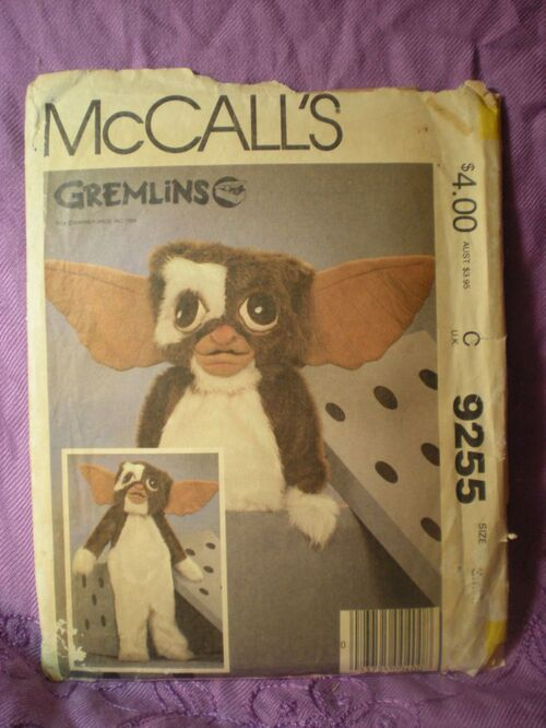 McCall's 9255 A image