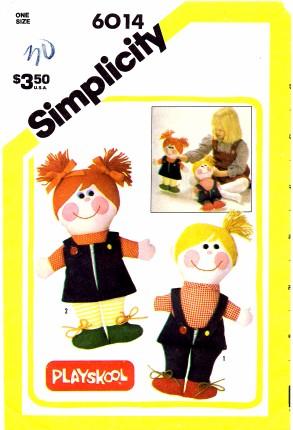 Simplicity 1983 6014