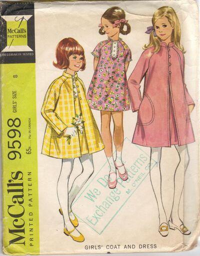McCall's 9598
