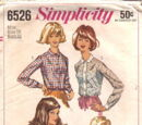 Simplicity 6526