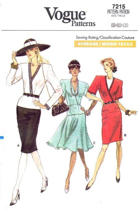 Vogue 1988 7215