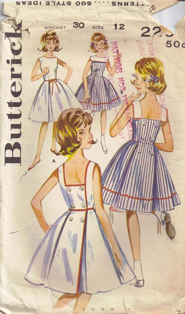 Butterick 2264