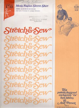 Stretch & Sew 1710 image