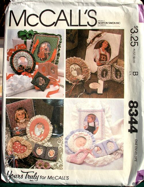 McCall's 8344 A image