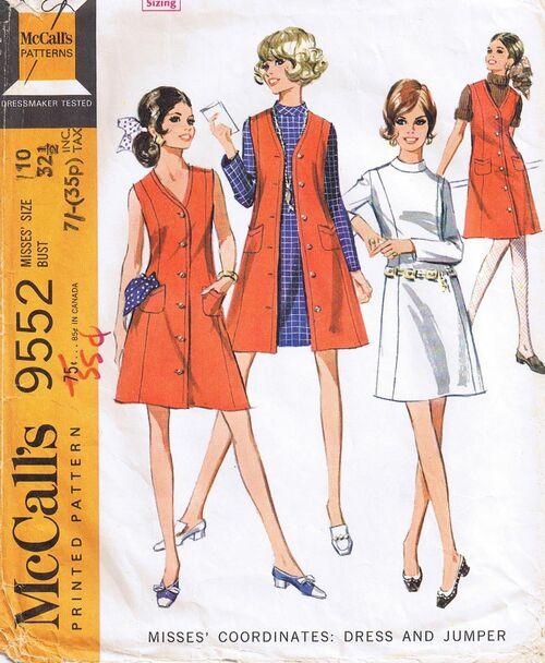 McCall's 9552