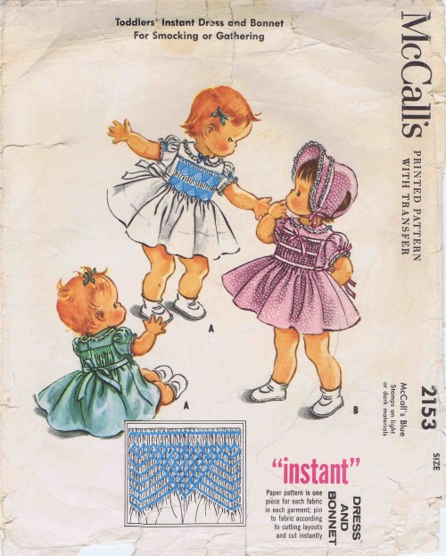 McCalls 1957 2153