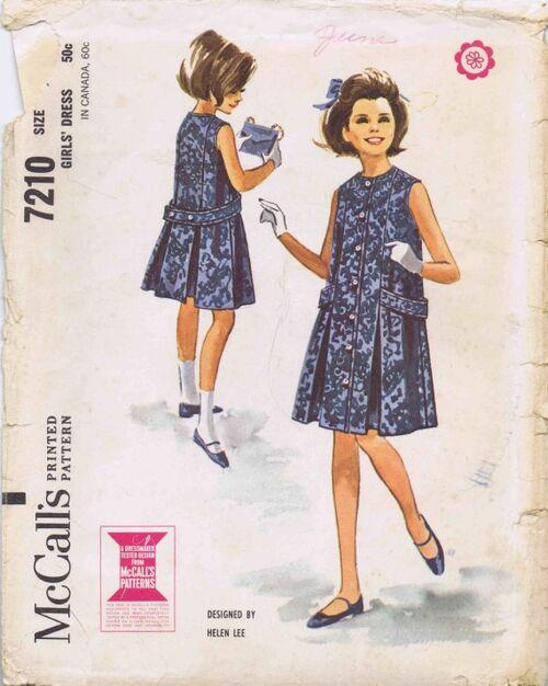 McCalls 1964 7210