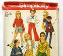 Simplicity 8429 A