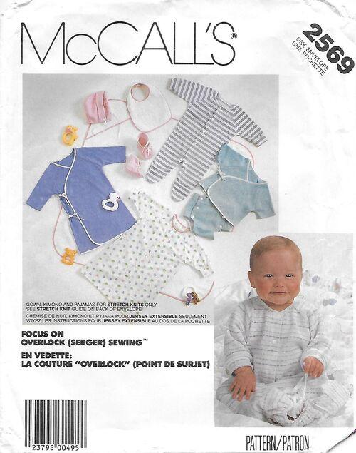 McCalls 2569
