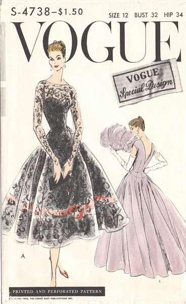 Vogue 4738