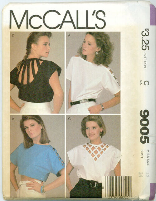 McCalls 9005