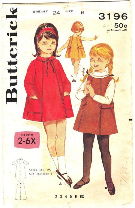 Butterick 3196 570