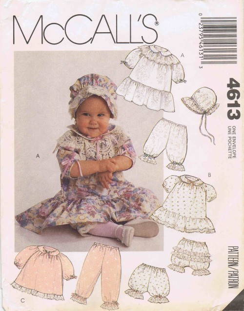 McCalls 1989 4613