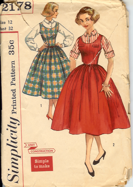 2178S 1957 Dress