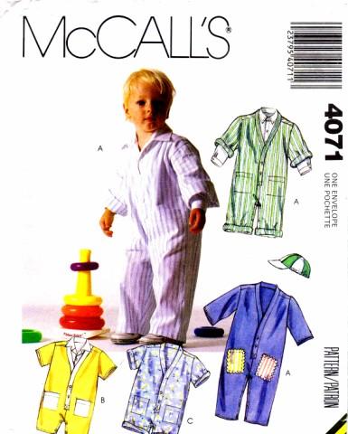 McCalls 1988 4071