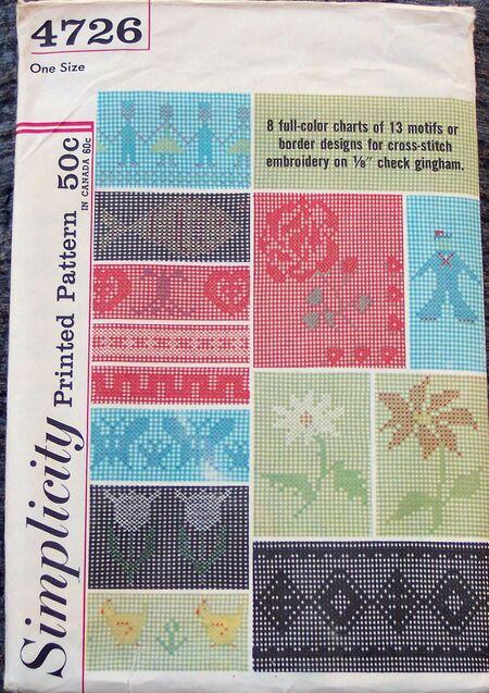 Vintage Patterns 044