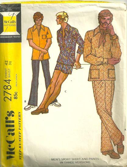 McCalls 2784