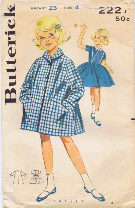 Butterick 1962 2227