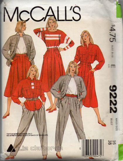 McCall's 9222