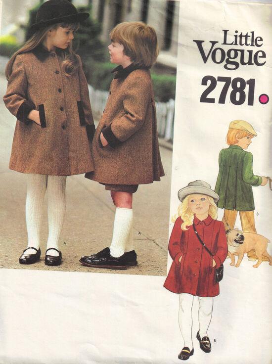 Vogue 2781 little