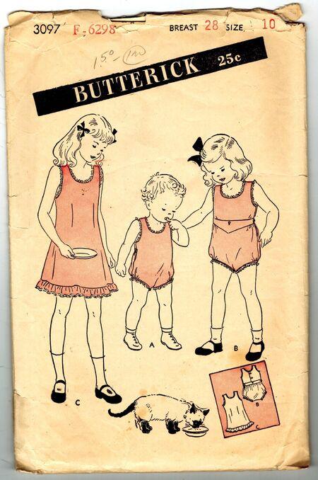 Butterick 3097