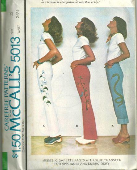 McCalls 5013 2