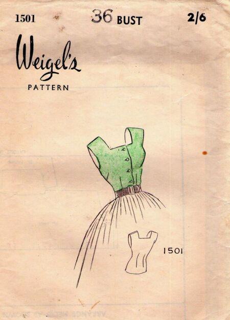 Weigel's 1501
