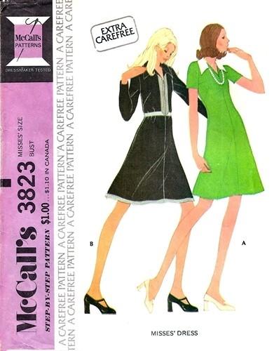 McCalls 1973 3823
