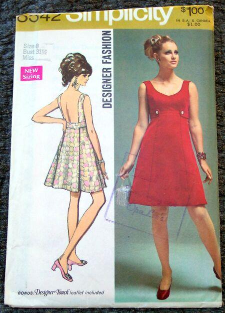 Vintage Patterns 152